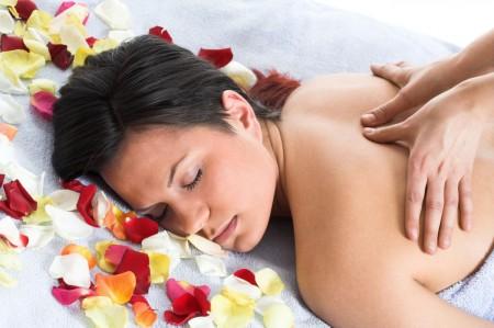 Китайский точечный массаж против простуды