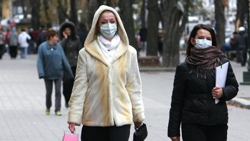 В общественных местах надевайте маску