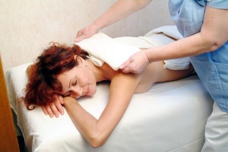 разогревающие компрессы на грудь и спину