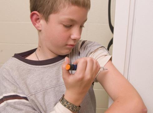Детский диабет первого типа (инсулинозависимый)