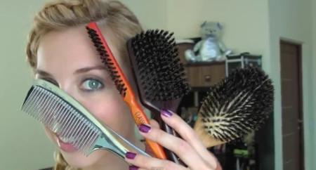 Правила выбора расчески для волос