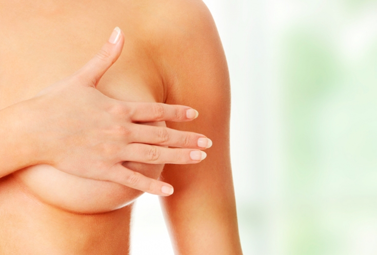 Обследование молочных желез также должно включать и посещение кабинета гинеколога