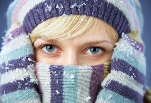 Что такое аллергия на холод, и как правильно ее лечить?