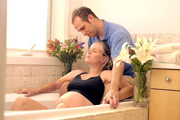 Как подготовиться к родам: Альтернативное рождение