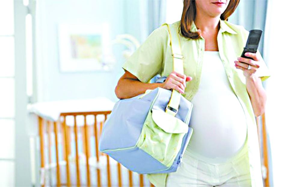 Как подготовиться к родам: Упаковка сумки в больницу